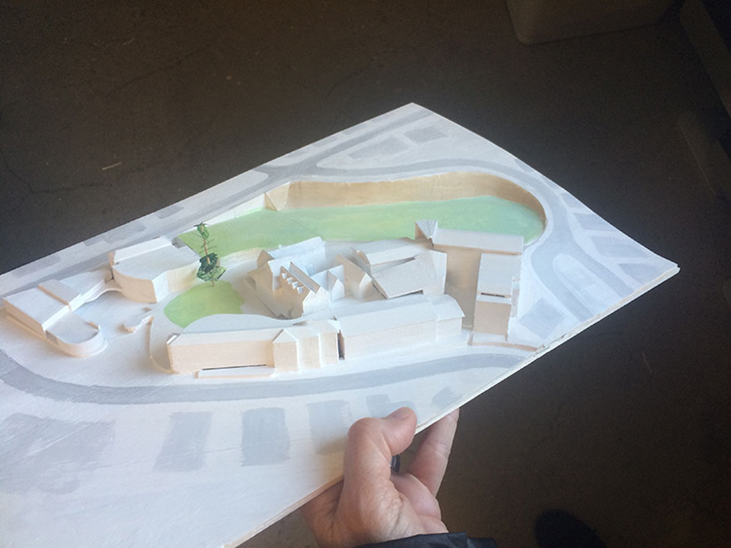 Kambala School Masterplan and Staff Green Room
