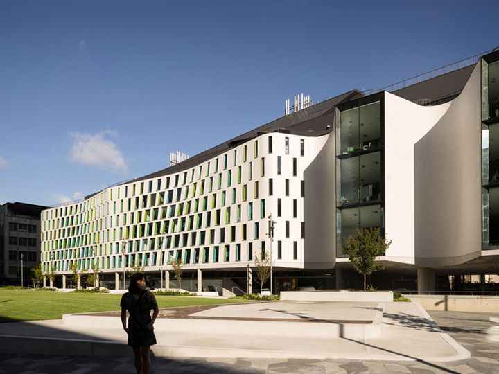 UTS Featured on ArchitectureAU