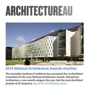 UTS Shortlisted for 2015 National Architecture Awards