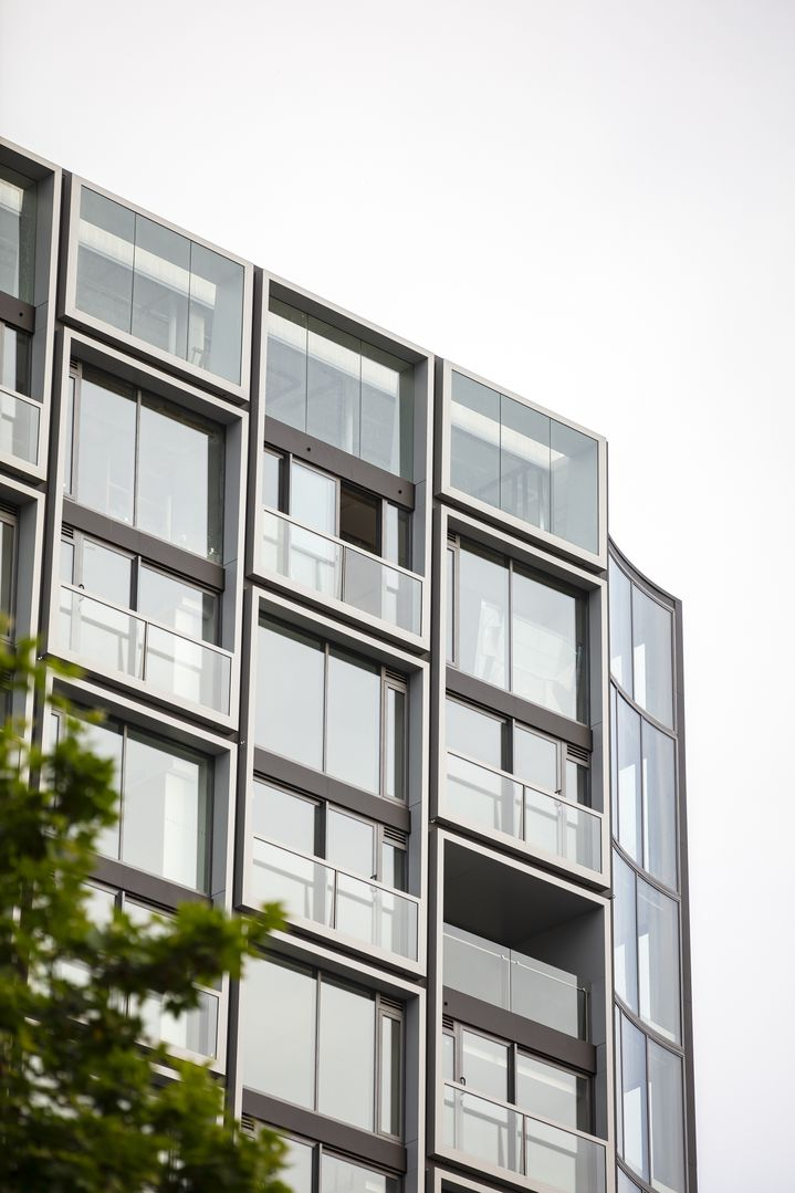 Omnia Potts Point apartments designed by Durbach Block Jaggers Architects Sydney